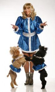 Заказать шоу собак на праздник